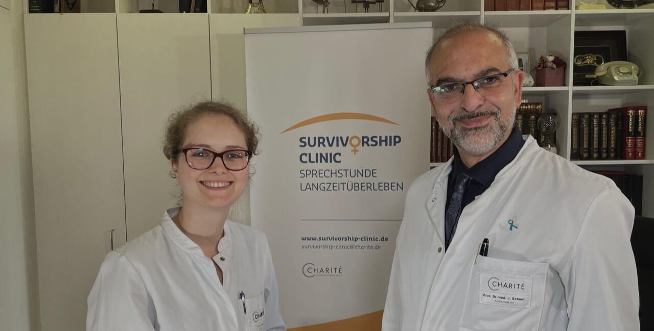 Studienleitung der Survivorship Clinic